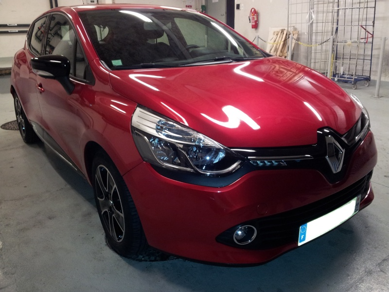 [jblag] Clio IV Rouge flamme dynamique 0.9 tCe 90 20131017