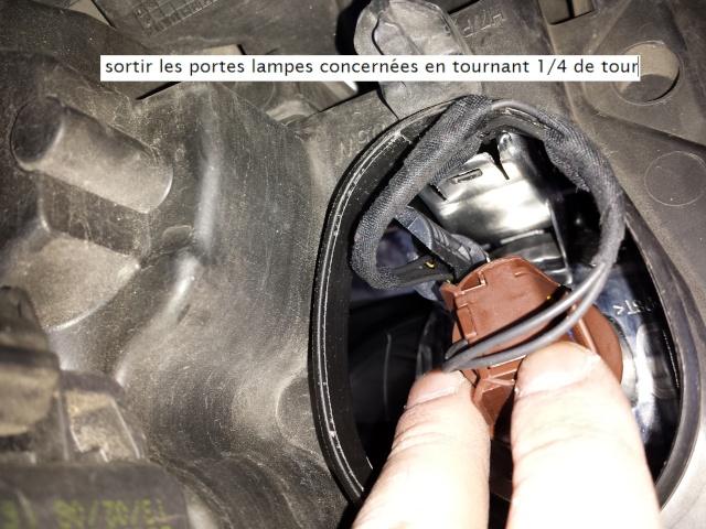 [Tuto] Changement ampoules (leds) avec démontage pare-choc 20140236