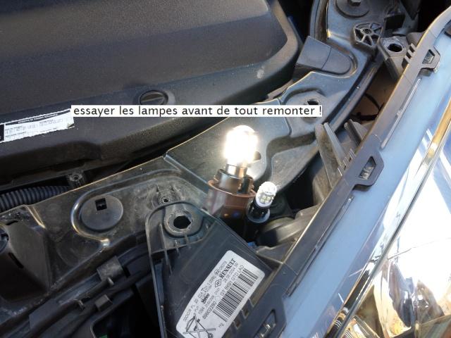 [Tuto] Changement ampoules (leds) avec démontage pare-choc 20140237