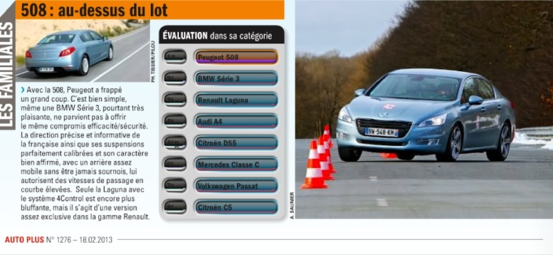 [olivero54] Peugeot 508 HDI 163cv finition Allure  - Page 4 Photo13