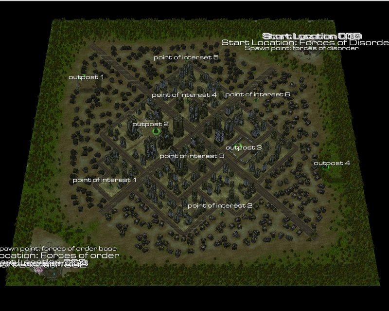 [SCII] Map So Far - UPDATED: mar 13 Finish10