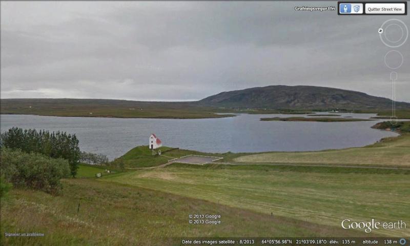 [Islande] - Street-view les cartes postales Island10