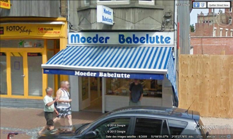 Street View : Bon appétit ! Moeder10
