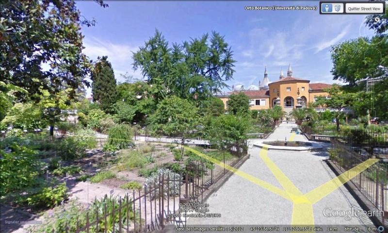 [Italie] - Street-wiew les cartes postales Padoue10