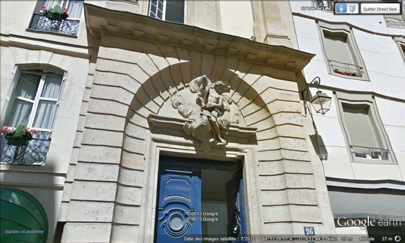 [FRANCE] Paris méconnu - Page 5 Statue11