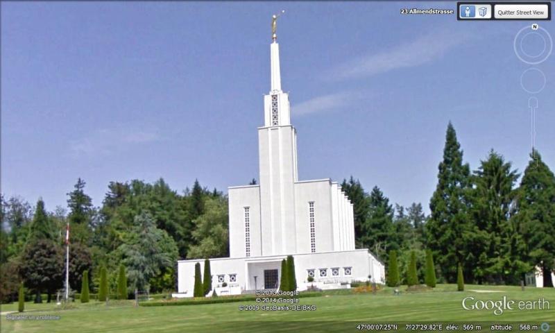 Lieux de tournage de vidéo-clip découverts avec Google Earth Temple10