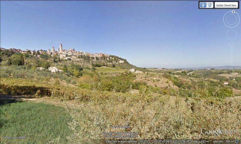 [Italie] - Street-wiew les cartes postales Tours10