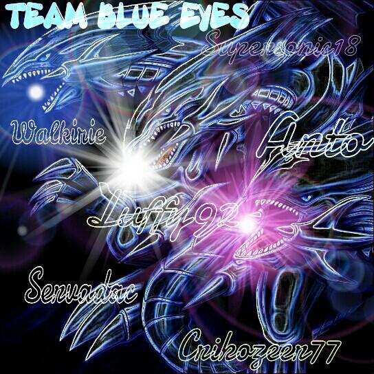 Team Blue Eyes (FR) - Yu-Gi-Oh T.C.G