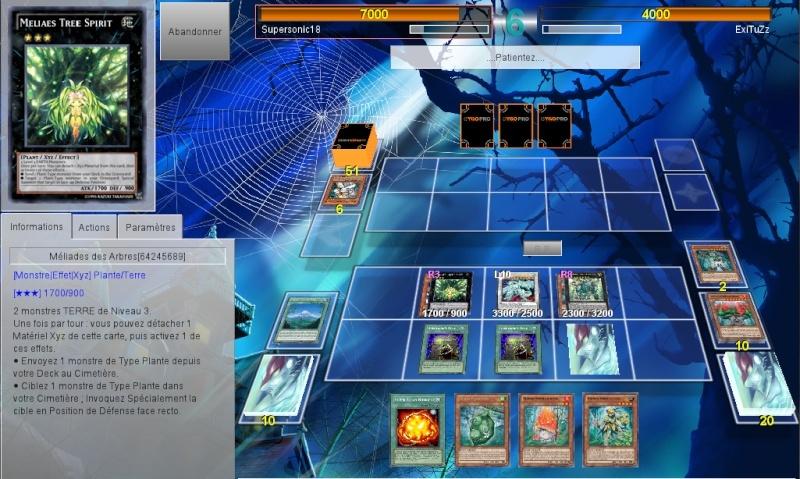 """[TUTORIEL] Apprenons à jouer le Deck """"Sylvan"""" (Shinra) Shinra10"""