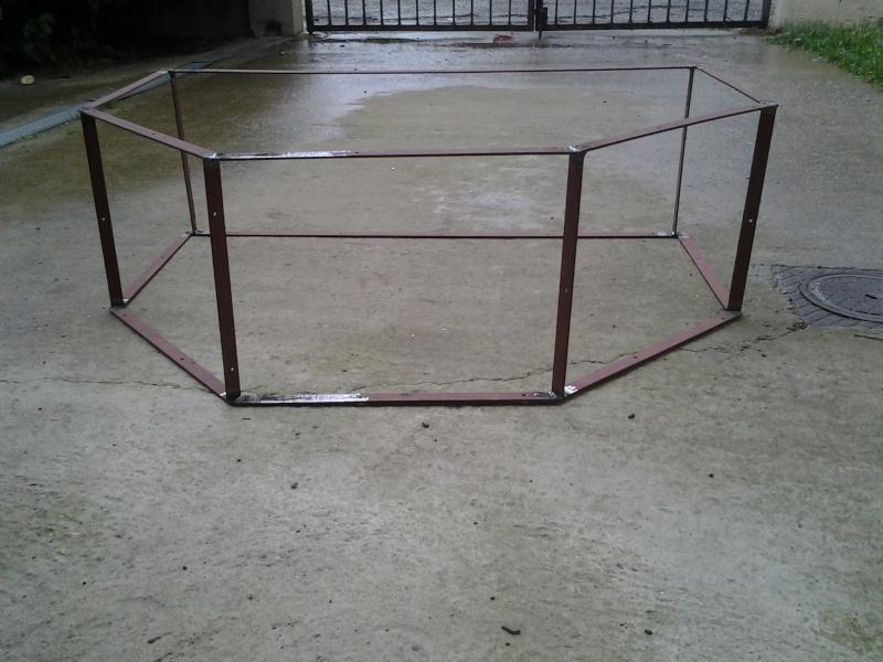 Fabrication Cage à Pie 20140212