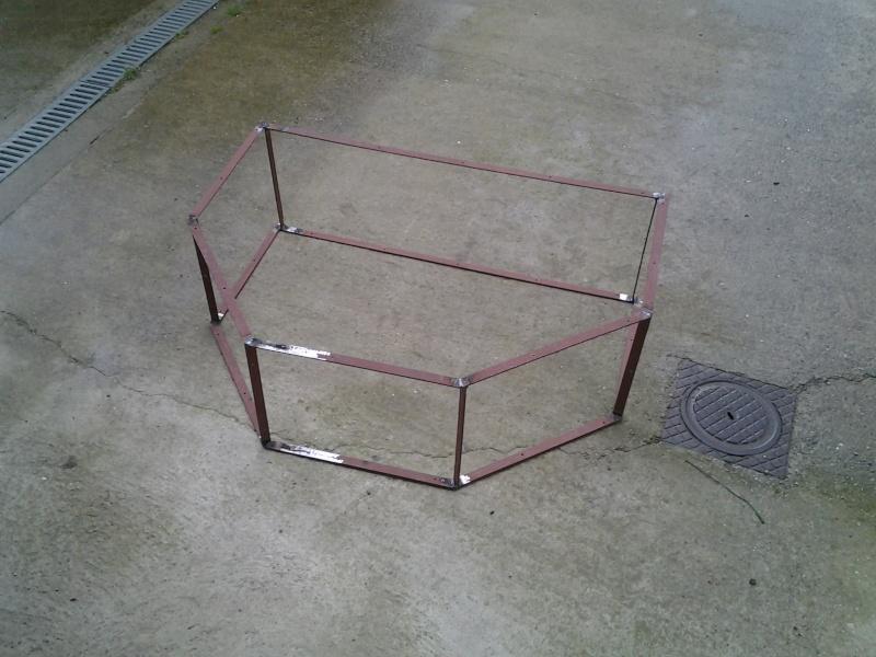 Fabrication Cage à Pie 20140215