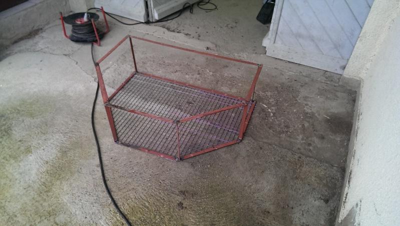 Fabrication Cage à Pie Imag0013
