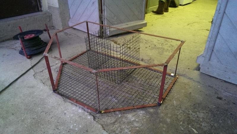 Fabrication Cage à Pie Imag0014