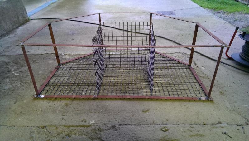Fabrication Cage à Pie Imag0015