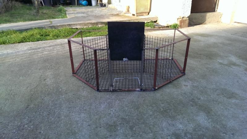 Fabrication Cage à Pie Imag0016