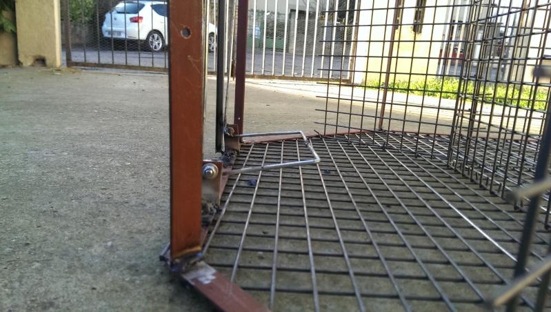 Fabrication Cage à Pie Imag0018