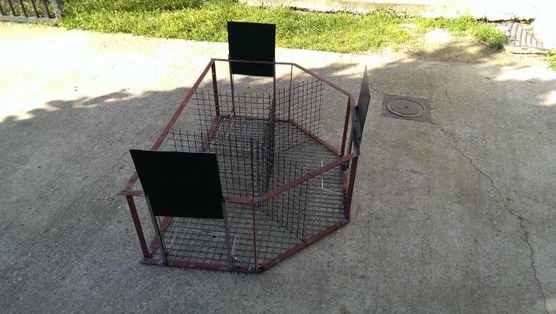 Fabrication Cage à Pie Imag0019