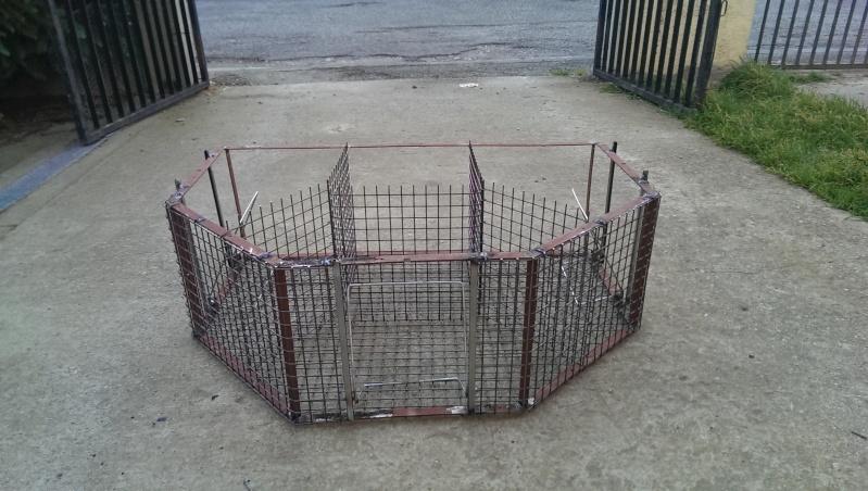 Fabrication Cage à Pie Imag0020