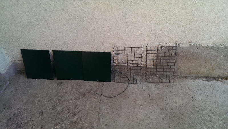 Fabrication Cage à Pie Imag0023