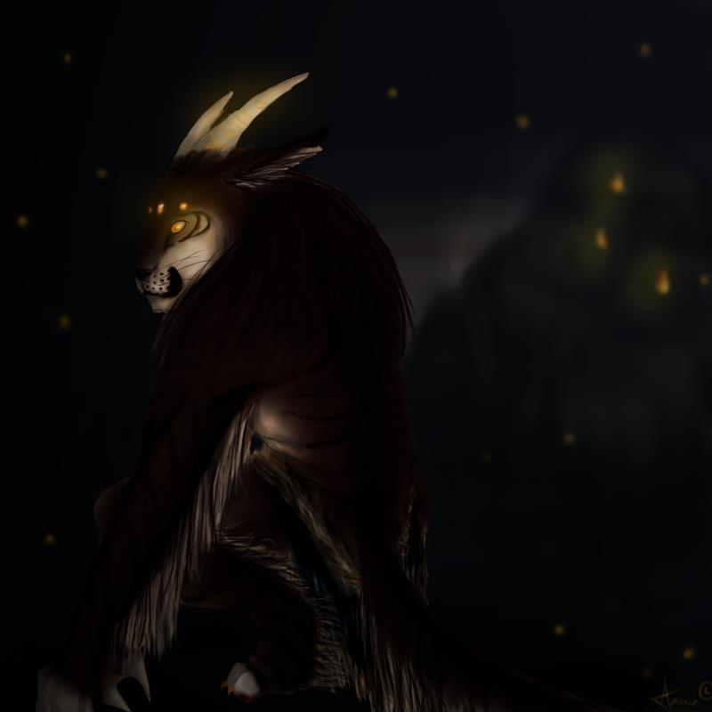 félin, créature obsucre  57480911