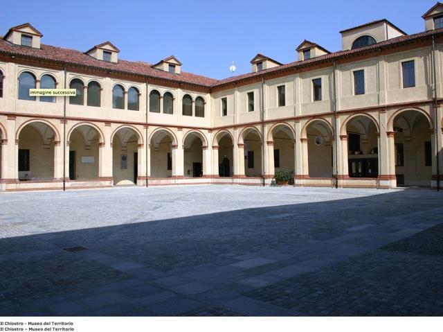 Museo della Città di Biella Chiost10