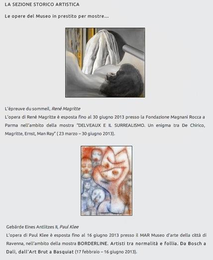 Museo della Città di Biella Operef10
