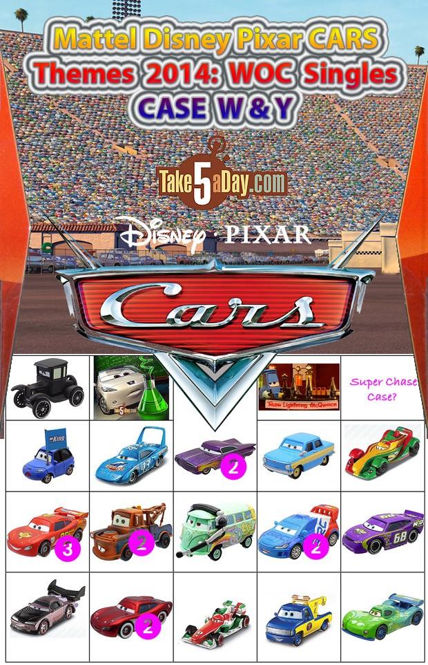 [CARS 2] Case W et Y ??? Case-w10
