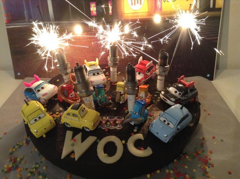 Les résulats du Super Méga concours pour l'anniversaire du forum  Coyote10
