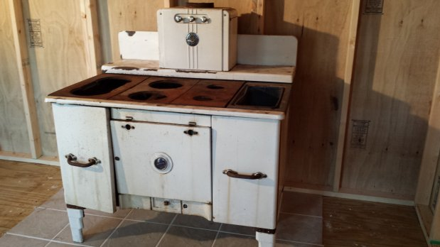 Outdoor Kitchen Project  Stove_12