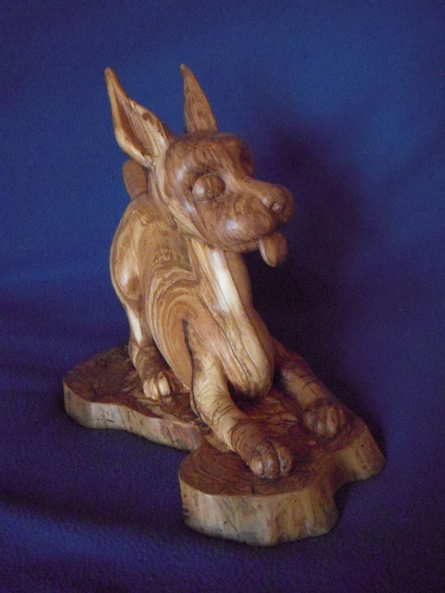 pti chien ridicule (bois d olivier) Dscn3912