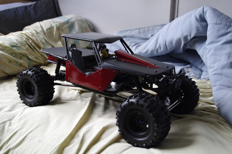 "Axial R1 Wraith ""The Rock Keeper"" _igp4519"