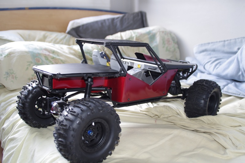 "Axial R1 Wraith ""The Rock Keeper"" _igp4525"