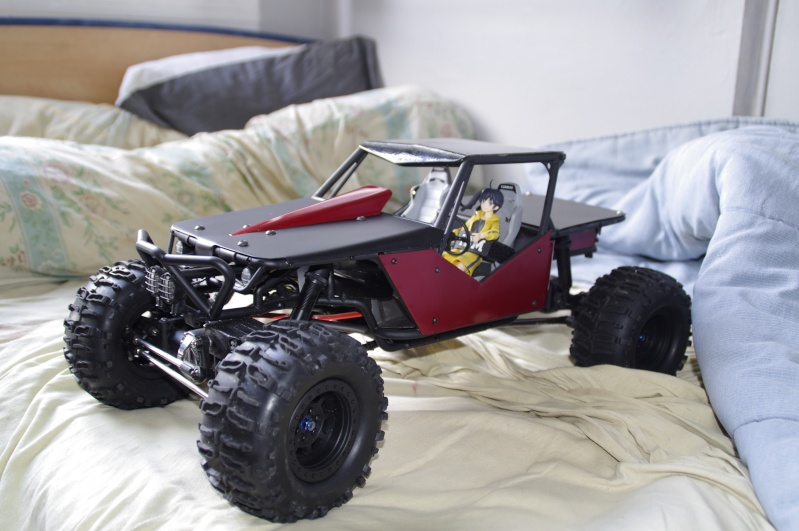 "Axial R1 Wraith ""The Rock Keeper"" _igp4526"