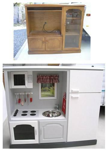 Idées de recyclage et relooking vieux meubles Meuble10