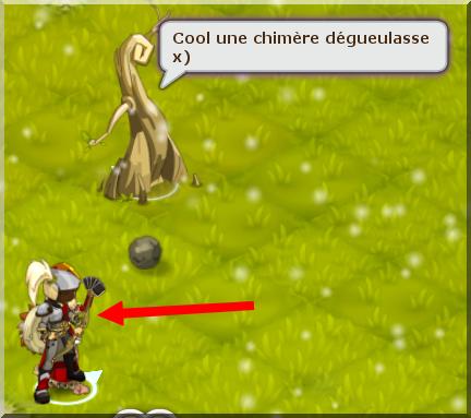 """""""Cool ! Une chimère dégueulasse !"""" ~ Tridali Chimar10"""