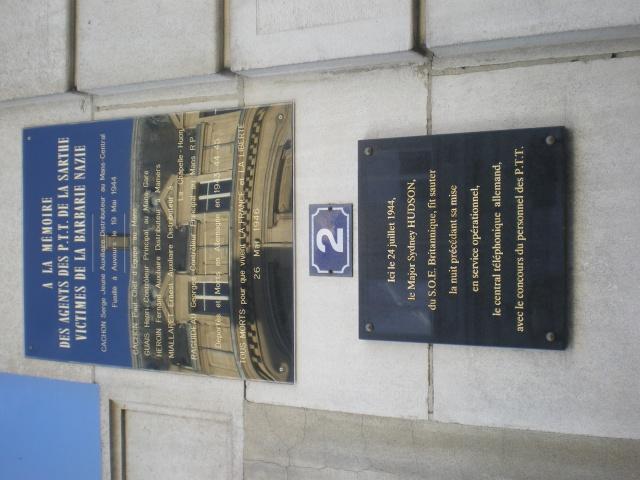 La Poste Centrale du Mans 1944 Imgp9414