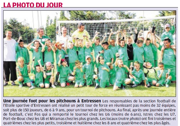 ETOILE SPORTIVE ENTRESSEN ISTRES FOOTBALL - Page 2 1_bmp103