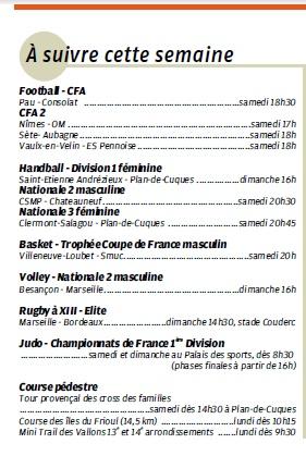 SPORTS DES CLUBS DE  MARSEILLE OU DE SA PERIPHERIE ........... - Page 3 1_bmp23