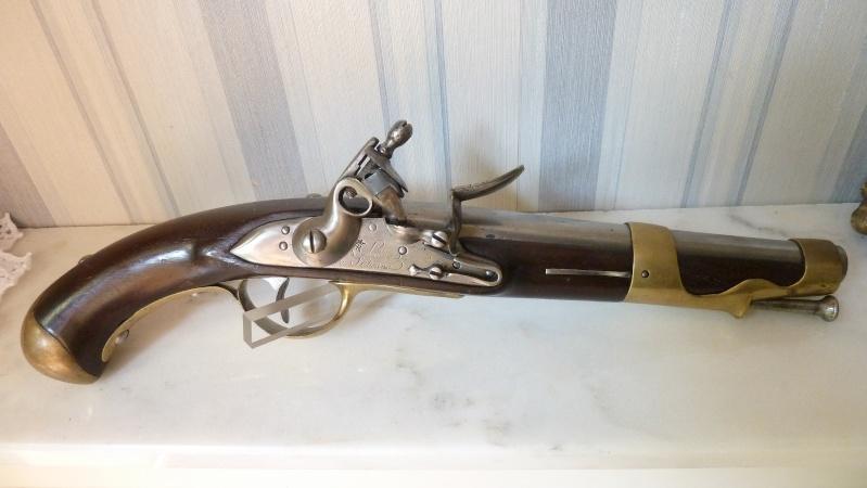 Pistolet 1763/66. 01010