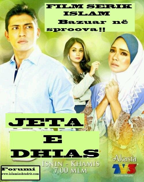 """[Film serik Islam]  """"Jeta e dhias"""" Sprovat dhe mundimet. Wpid-t10"""