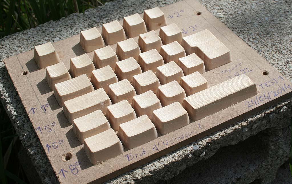 [Usinage CNC] - Claviers en bois Demicl12