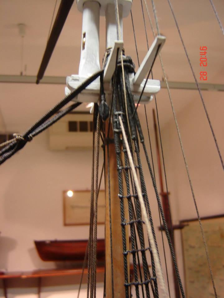 restauration une corvette aviso (1832-1840) - Page 3 13917810
