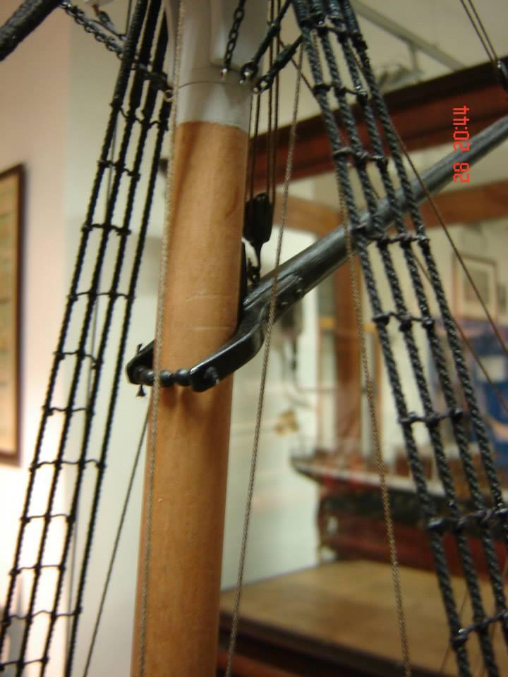 restauration une corvette aviso (1832-1840) - Page 3 13960710
