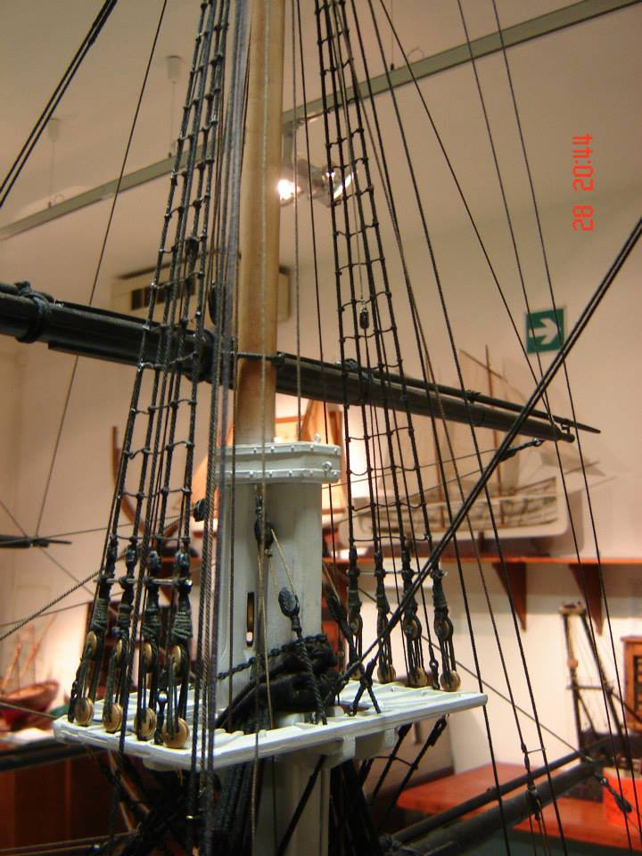 restauration une corvette aviso (1832-1840) - Page 3 54956110