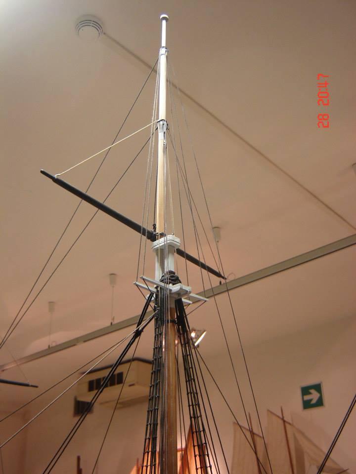 restauration une corvette aviso (1832-1840) - Page 3 55556410