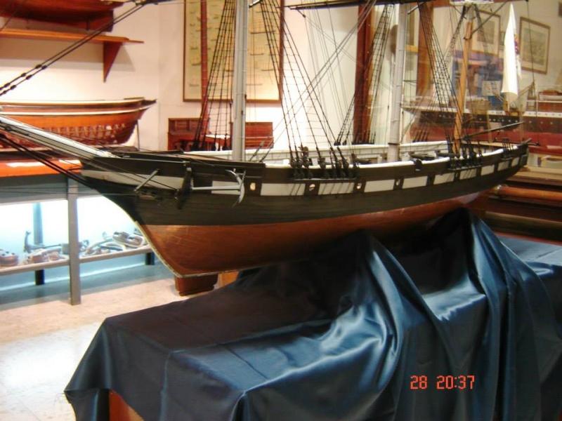 restauration une corvette aviso (1832-1840) - Page 3 55579710