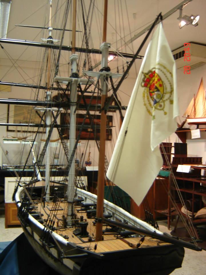 restauration une corvette aviso (1832-1840) - Page 3 73269_10