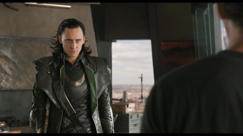Loki, cheveux en mohair Avenge10