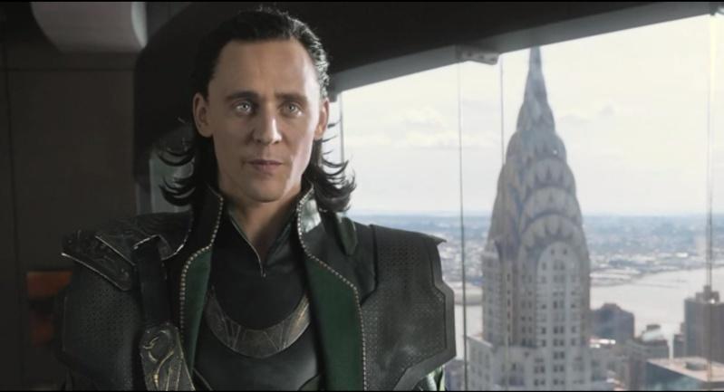 Loki, cheveux en mohair Avenge11