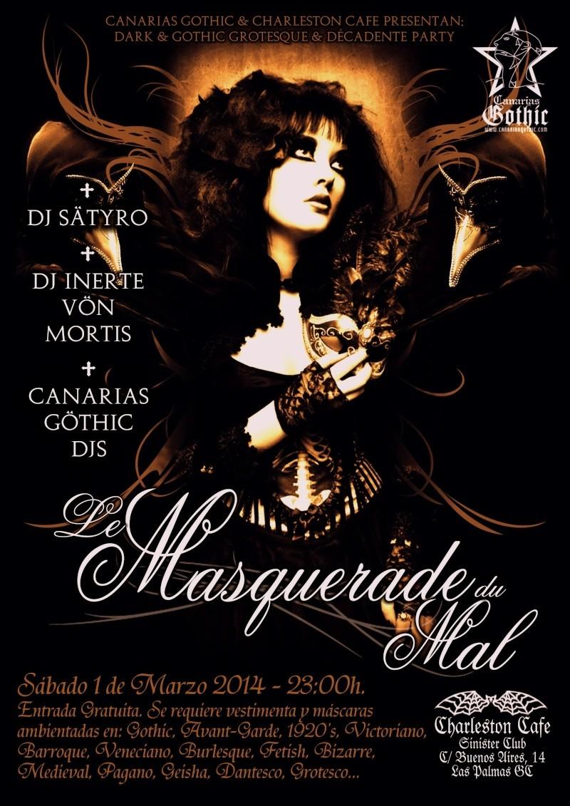LE MASQUERADE DU MAL - 1 MARZO 2014 @ Charleston Café Goth_c10